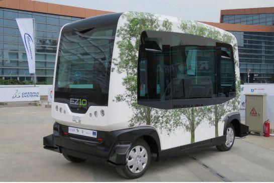 36 проектов беспилотных автомобилей - 29