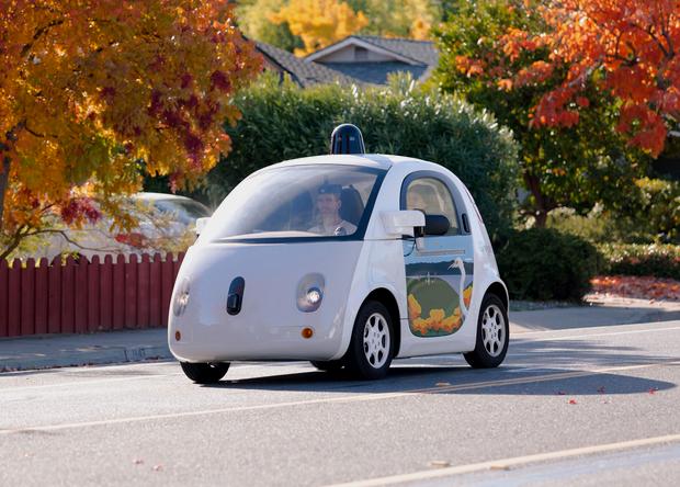 36 проектов беспилотных автомобилей - 3