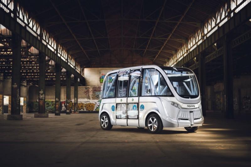 36 проектов беспилотных автомобилей - 30