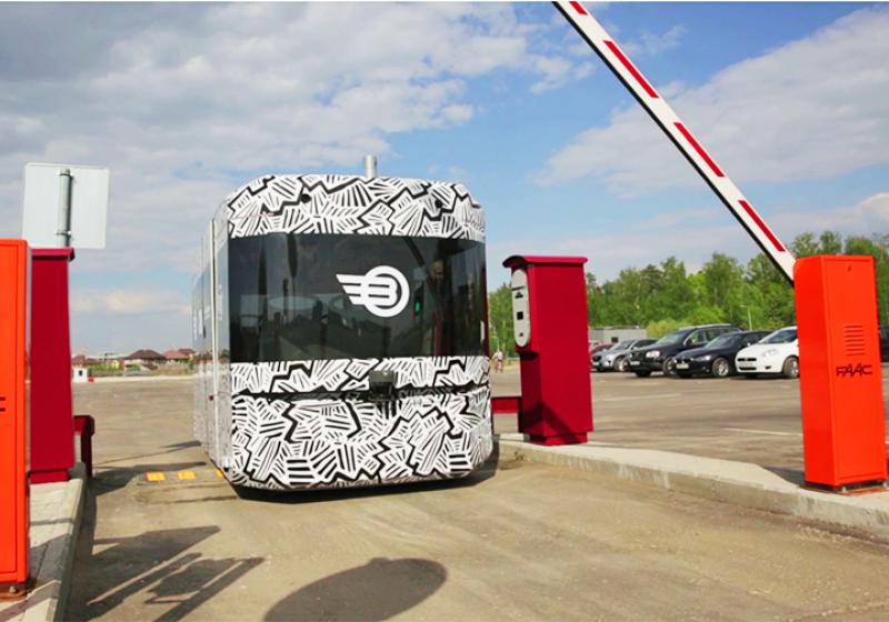 36 проектов беспилотных автомобилей - 32