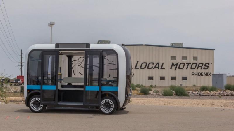 36 проектов беспилотных автомобилей - 34