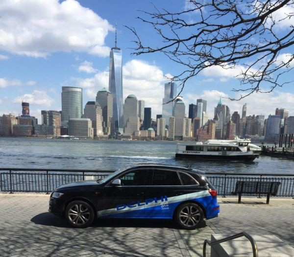 36 проектов беспилотных автомобилей - 6