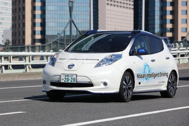36 проектов беспилотных автомобилей - 1