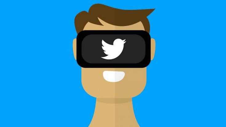 Twitter заинтересовалась направлениями VR и AR