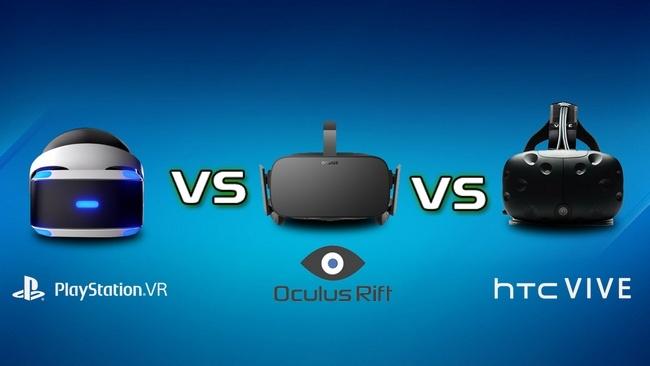 Аналитики считают, что шлем PlayStation VR будет популярнее Oculus Rift и HTC Vive, но их прогнозы сильно расходятся
