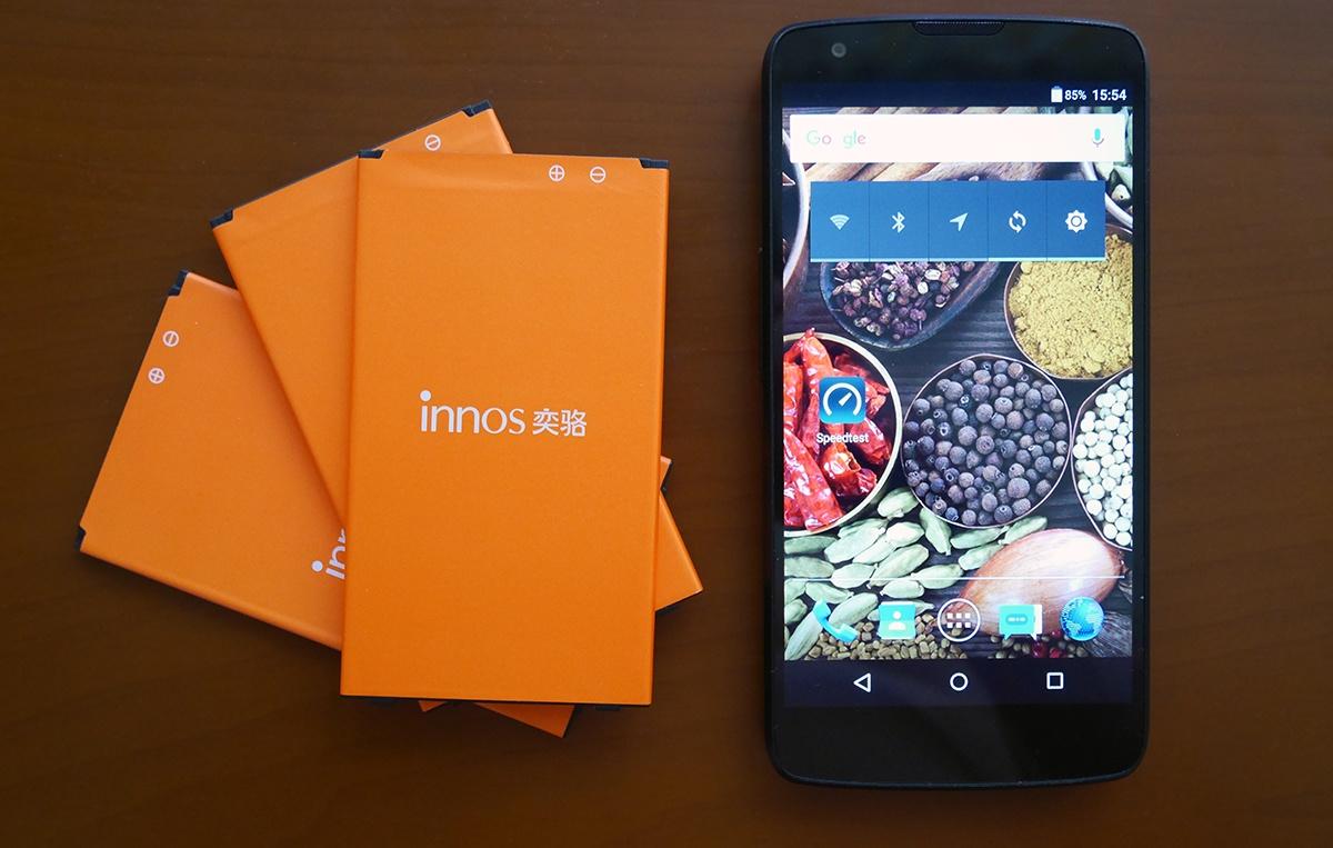 Битва титанов (смартфонов-долгожителей): innos D6000 (6000 мАч) vs. Oukitel K10000 (10 000 мАч) - 63
