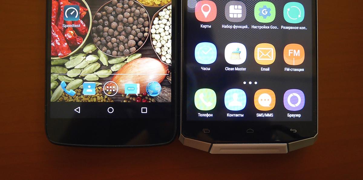 Битва титанов (смартфонов-долгожителей): innos D6000 (6000 мАч) vs. Oukitel K10000 (10 000 мАч) - 9