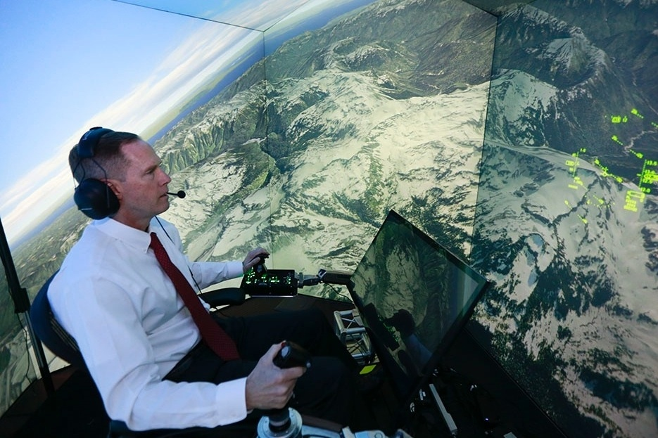 ИИ победил человека в симуляции воздушного боя - 2