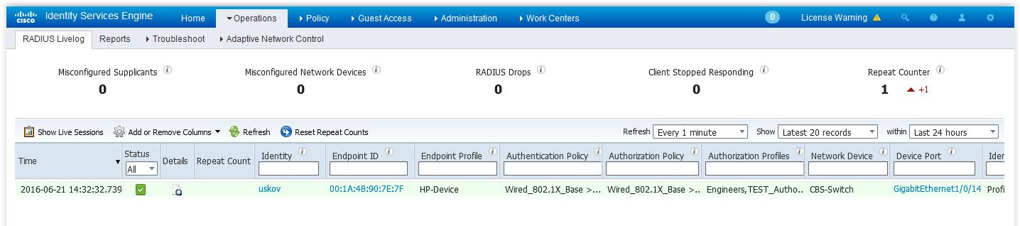 Интеграция Cisco FirePOWER и ISE - 27