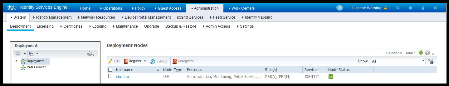 Интеграция Cisco FirePOWER и ISE - 4