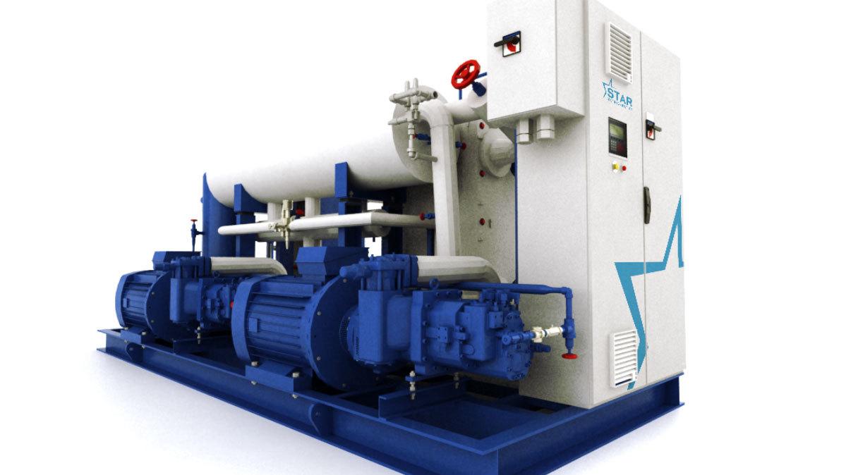 Охлаждение ЦОД: опыт Bluon Energy, Emerson, Star Refrigeration, Asetek и CoolIT Systems - 4