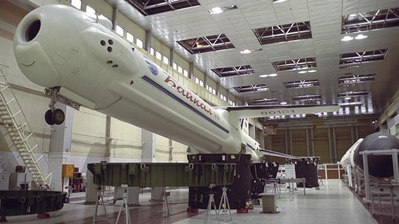 «Роскосмос» начинает работу над созданием многоразовой ракеты - 1