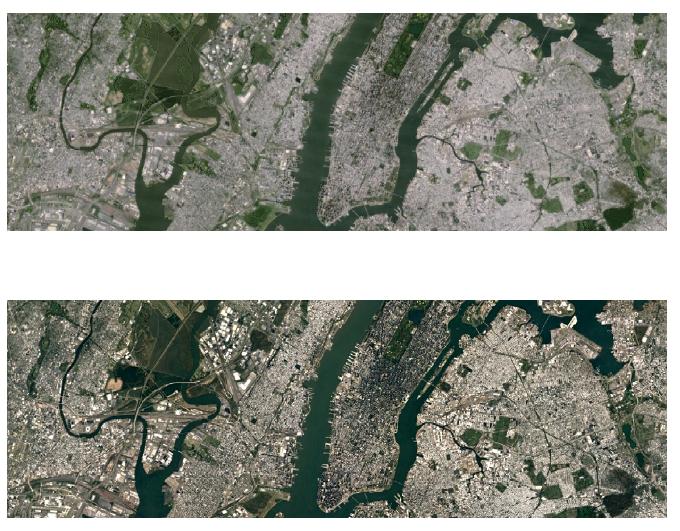 Google сделала картографические сервисы качественнее