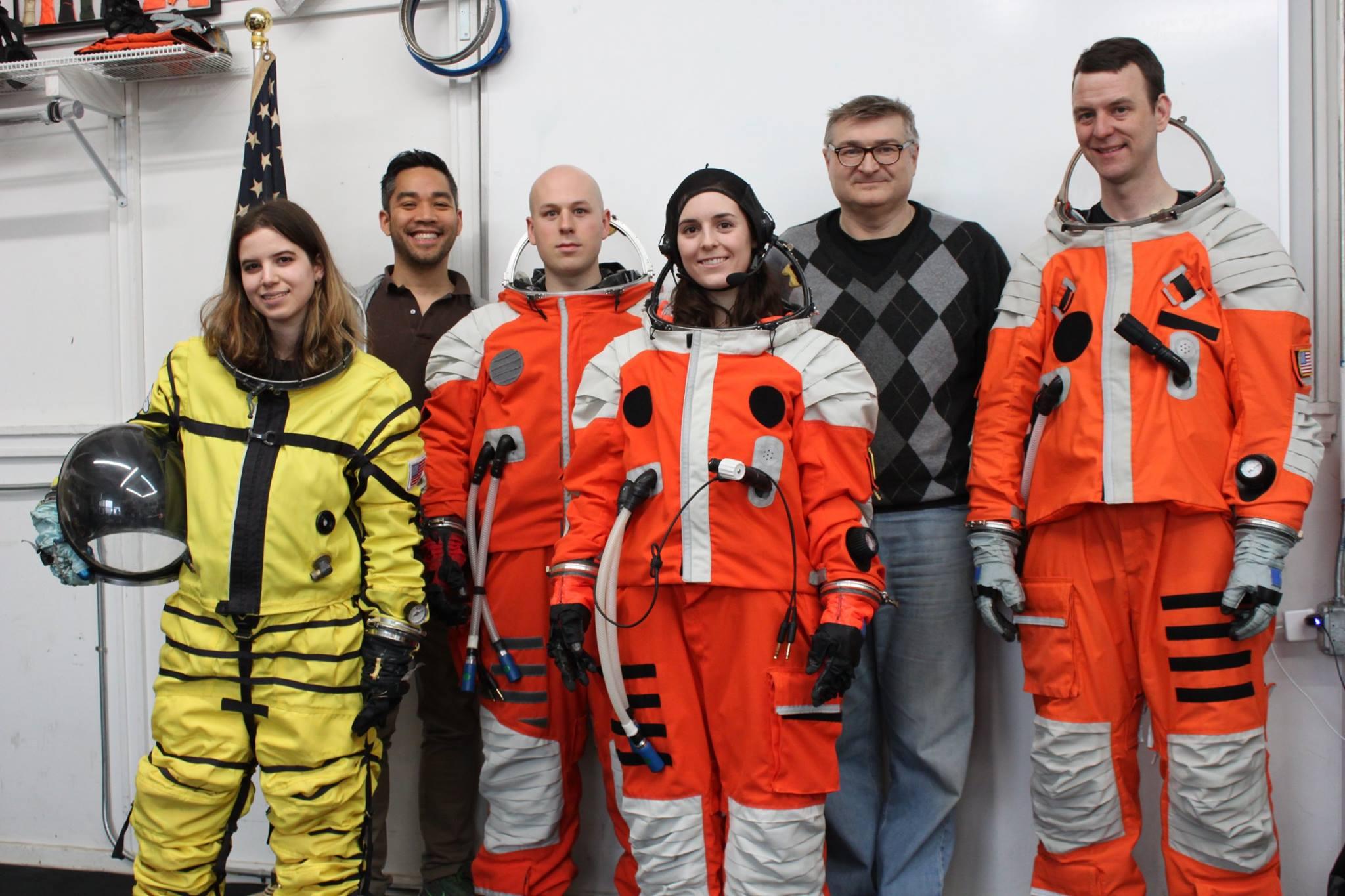Скафандр для высадки на Европу и Луну — каким он должен быть? Интервью с ведущим конструктором Final Frontier Design - 3