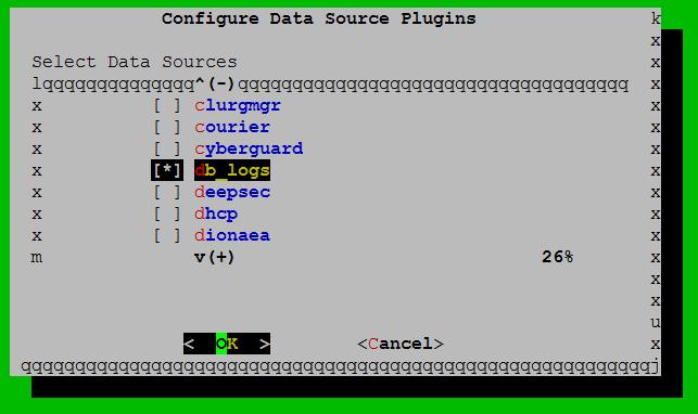 Создание плагина OSSIM для сбора логов из базы данных - 3