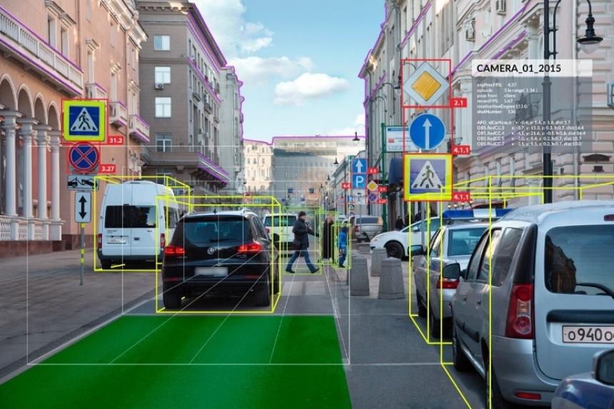 В России разработаны дорожные знаки для беспилотных автомобилей - 2