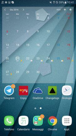 Смартфон Samsung Galaxy Note7 получит новую версию TouchWiz
