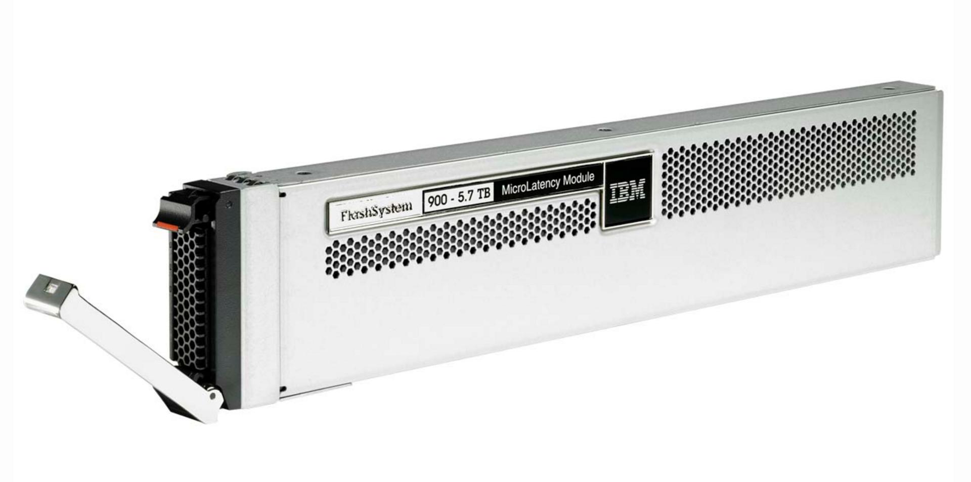 Внутри IBM FlashSystem 900 - 3