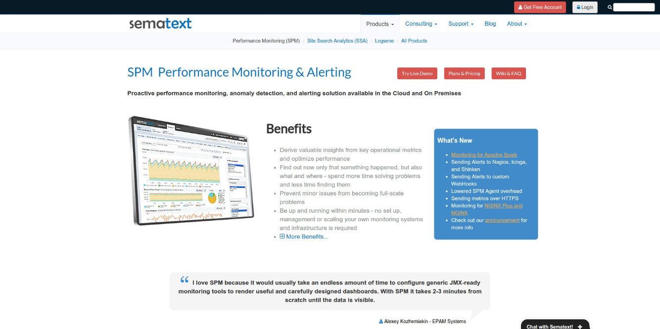 51 инструмент для APM и мониторинга серверов - 18