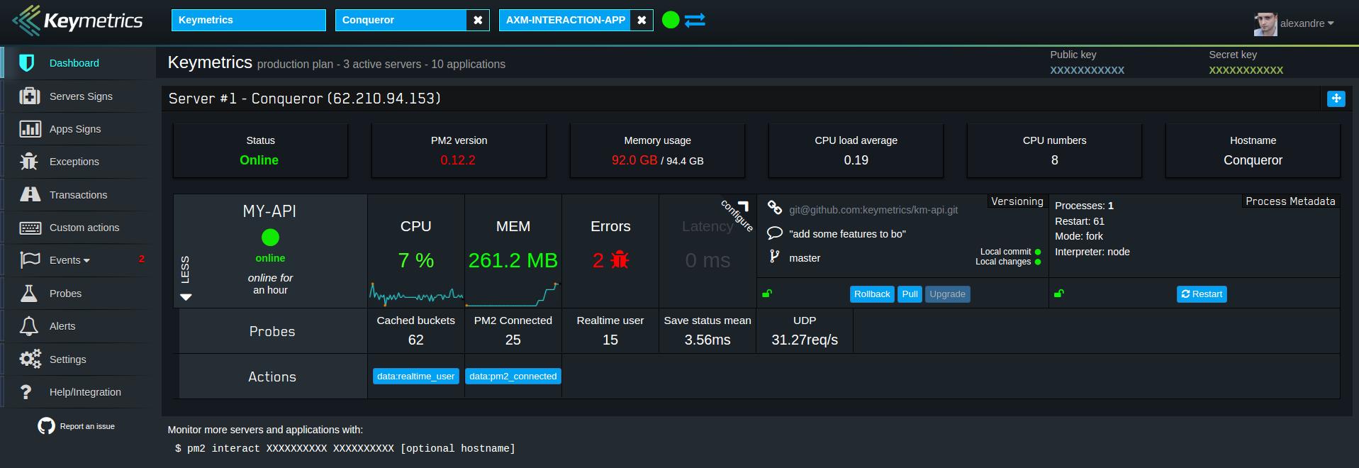 51 инструмент для APM и мониторинга серверов - 34