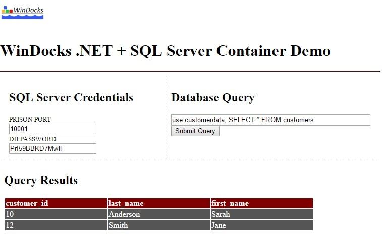 Windocks — SQL Server и .NET контейнеры на Windows Server 2012 R2 с поддержкой docker api - 3