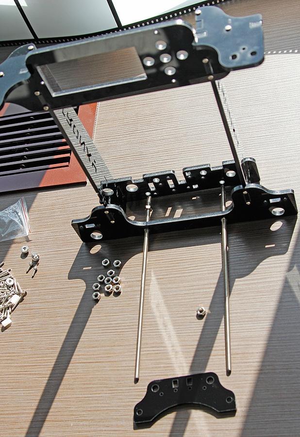 Когда размер не важен, потомок ToyRep – 3D принтер из Китая - 12