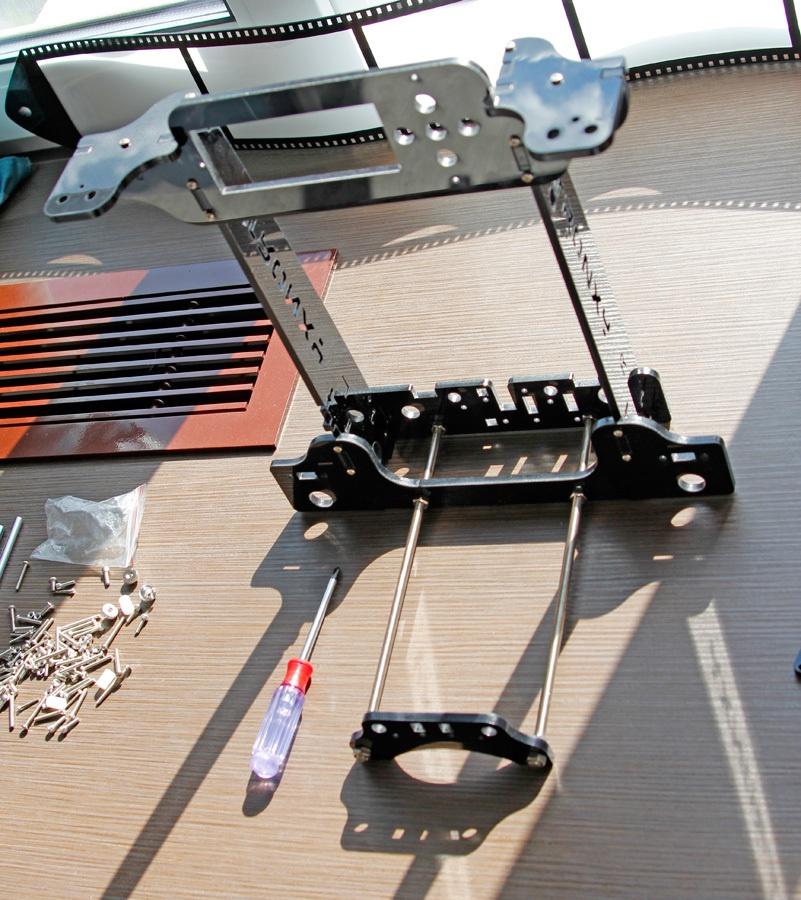 Когда размер не важен, потомок ToyRep – 3D принтер из Китая - 13