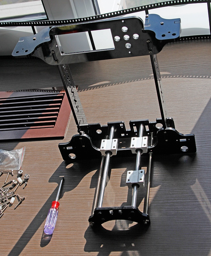 Когда размер не важен, потомок ToyRep – 3D принтер из Китая - 14