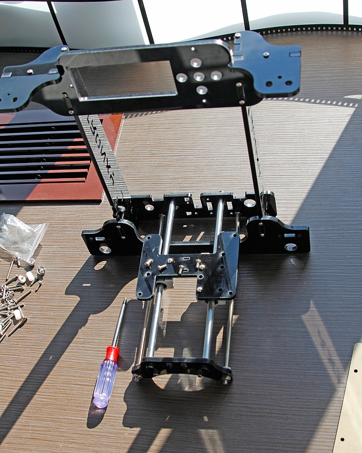 Когда размер не важен, потомок ToyRep – 3D принтер из Китая - 16