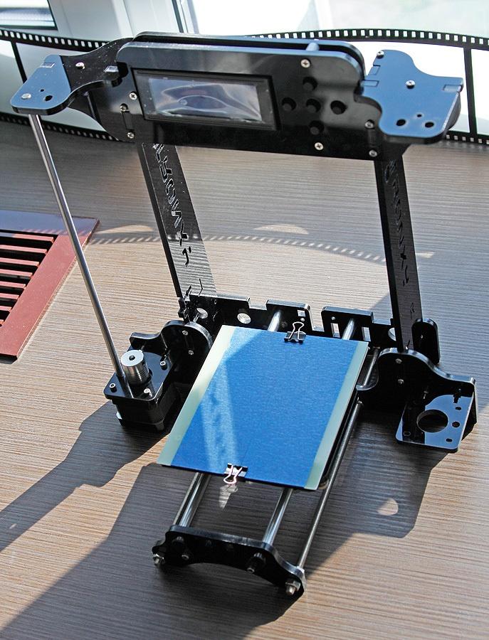 Когда размер не важен, потомок ToyRep – 3D принтер из Китая - 20