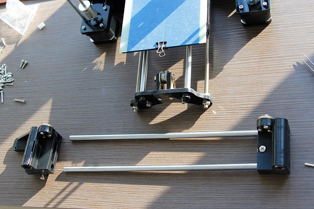 Когда размер не важен, потомок ToyRep – 3D принтер из Китая - 23