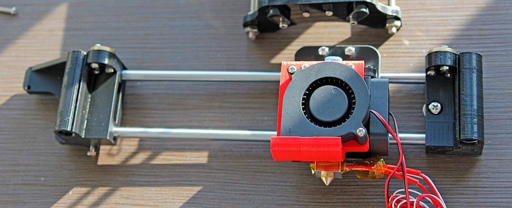 Когда размер не важен, потомок ToyRep – 3D принтер из Китая - 24