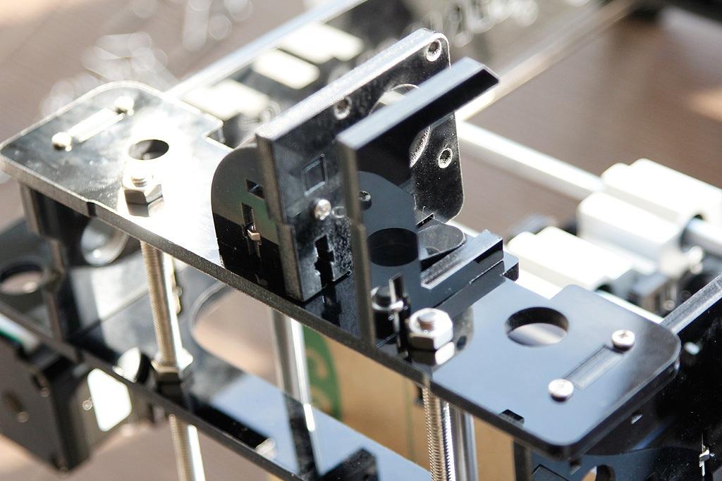 Когда размер не важен, потомок ToyRep – 3D принтер из Китая - 26