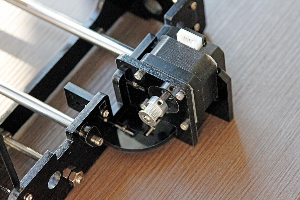 Когда размер не важен, потомок ToyRep – 3D принтер из Китая - 28