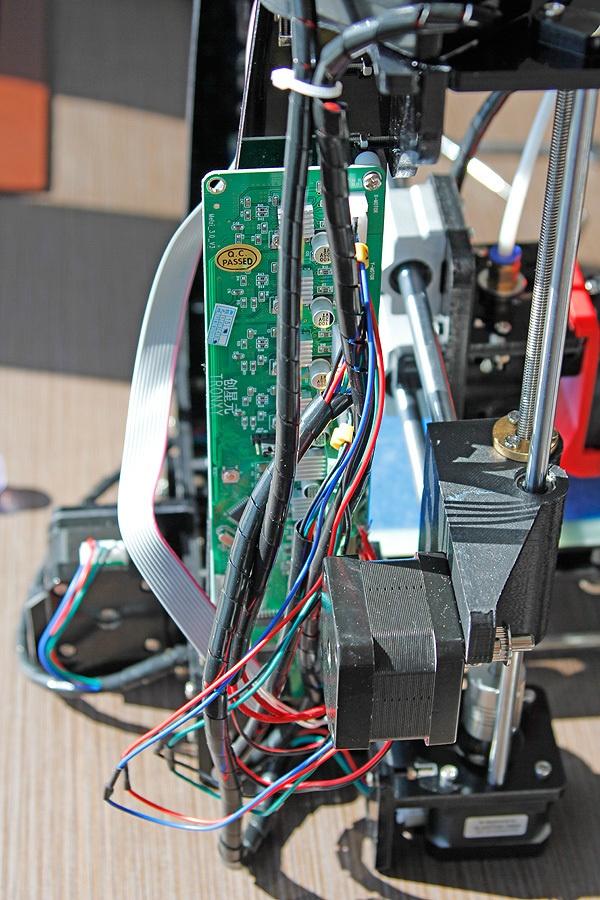 Когда размер не важен, потомок ToyRep – 3D принтер из Китая - 30