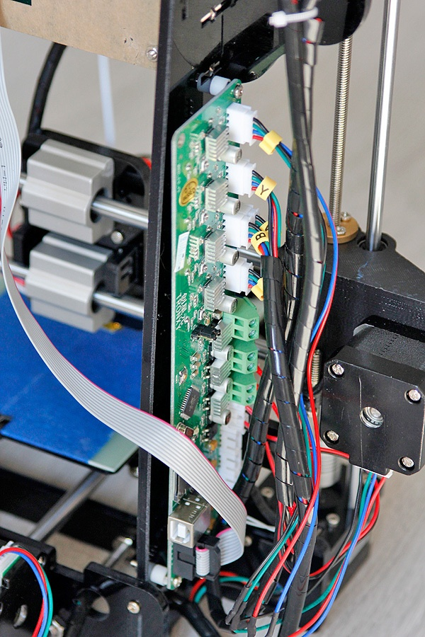 Когда размер не важен, потомок ToyRep – 3D принтер из Китая - 32
