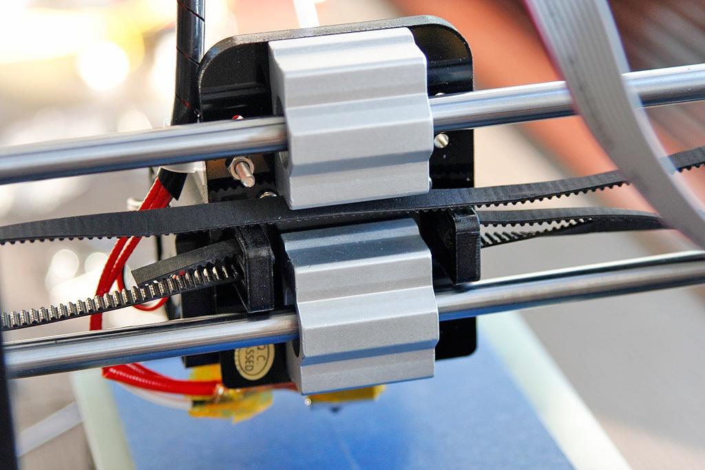Когда размер не важен, потомок ToyRep – 3D принтер из Китая - 33