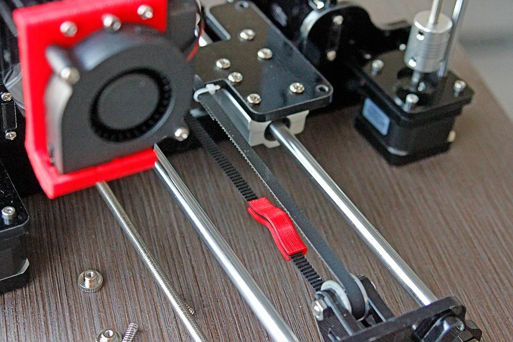 Когда размер не важен, потомок ToyRep – 3D принтер из Китая - 35