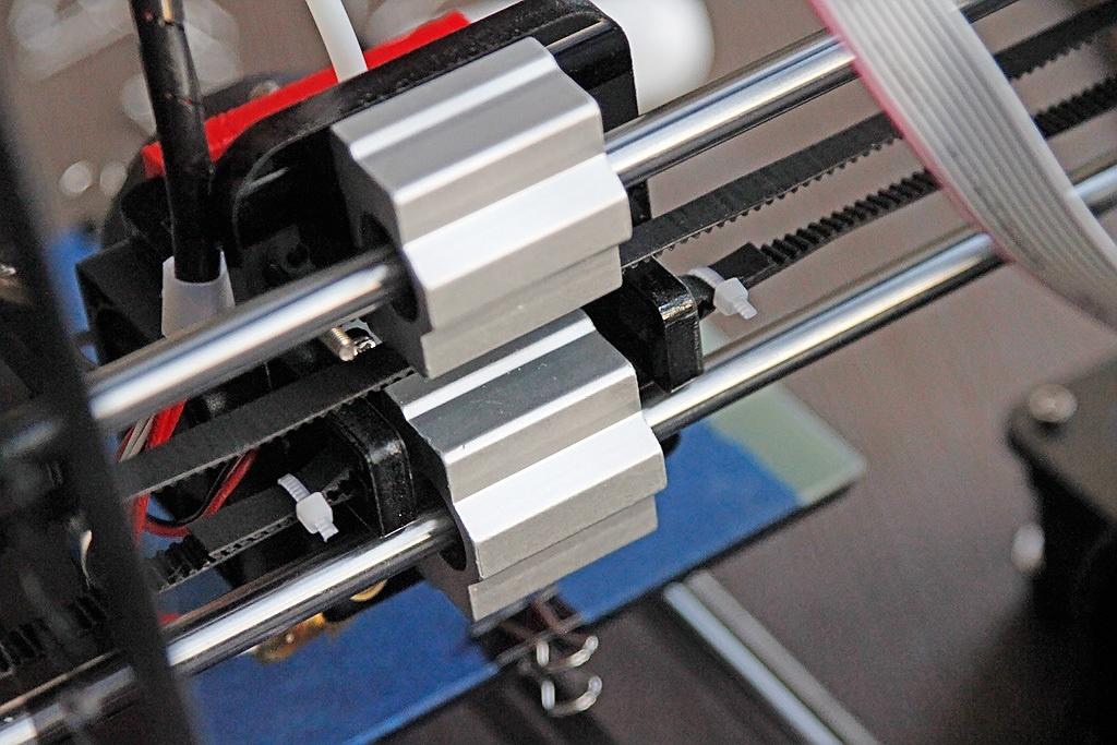 Когда размер не важен, потомок ToyRep – 3D принтер из Китая - 36