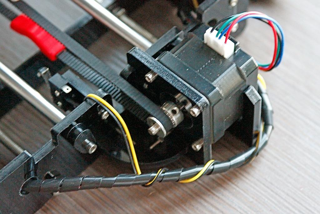 Когда размер не важен, потомок ToyRep – 3D принтер из Китая - 38