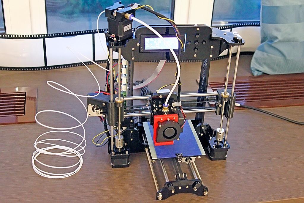 Когда размер не важен, потомок ToyRep – 3D принтер из Китая - 42