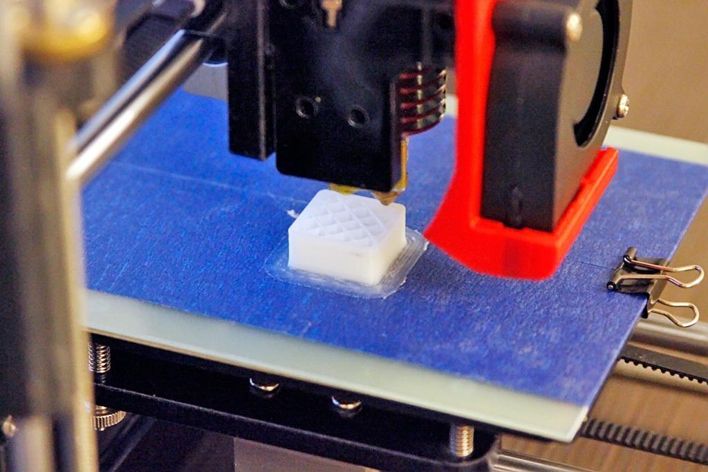 Когда размер не важен, потомок ToyRep – 3D принтер из Китая - 43
