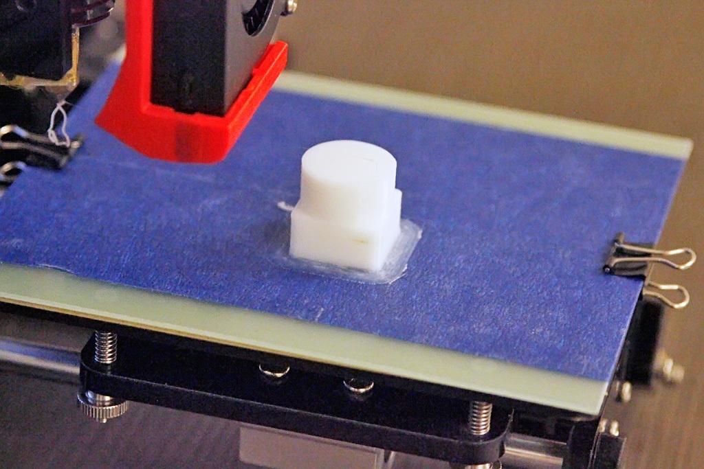 Когда размер не важен, потомок ToyRep – 3D принтер из Китая - 44