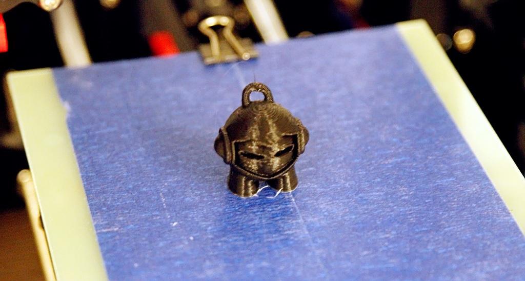 Когда размер не важен, потомок ToyRep – 3D принтер из Китая - 46