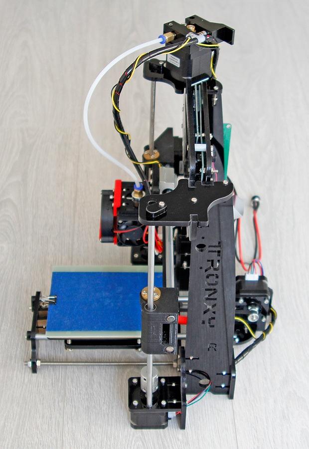 Когда размер не важен, потомок ToyRep – 3D принтер из Китая - 48