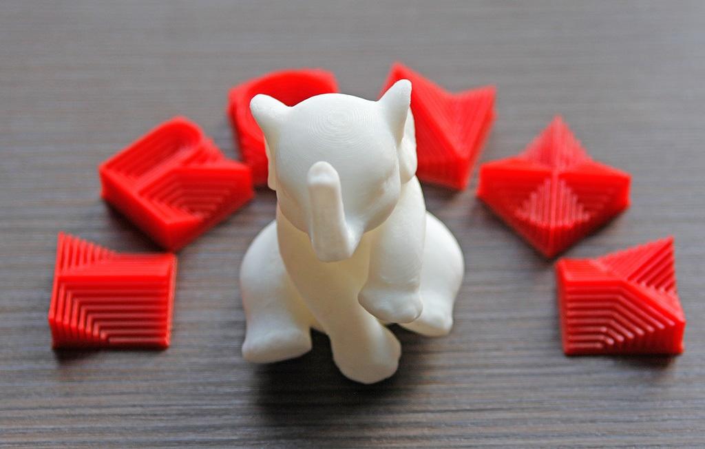 Когда размер не важен, потомок ToyRep – 3D принтер из Китая - 50