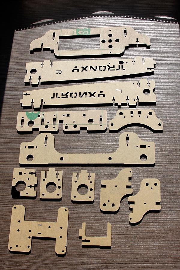 Когда размер не важен, потомок ToyRep – 3D принтер из Китая - 8