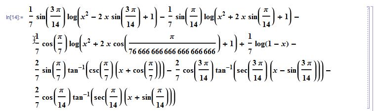 Математические обозначения: Прошлое и будущее - 27