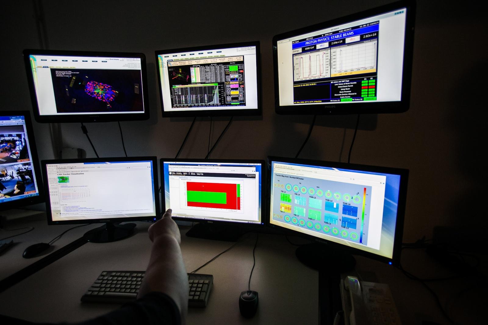 Мониторинг и система управления ЦОД - 1