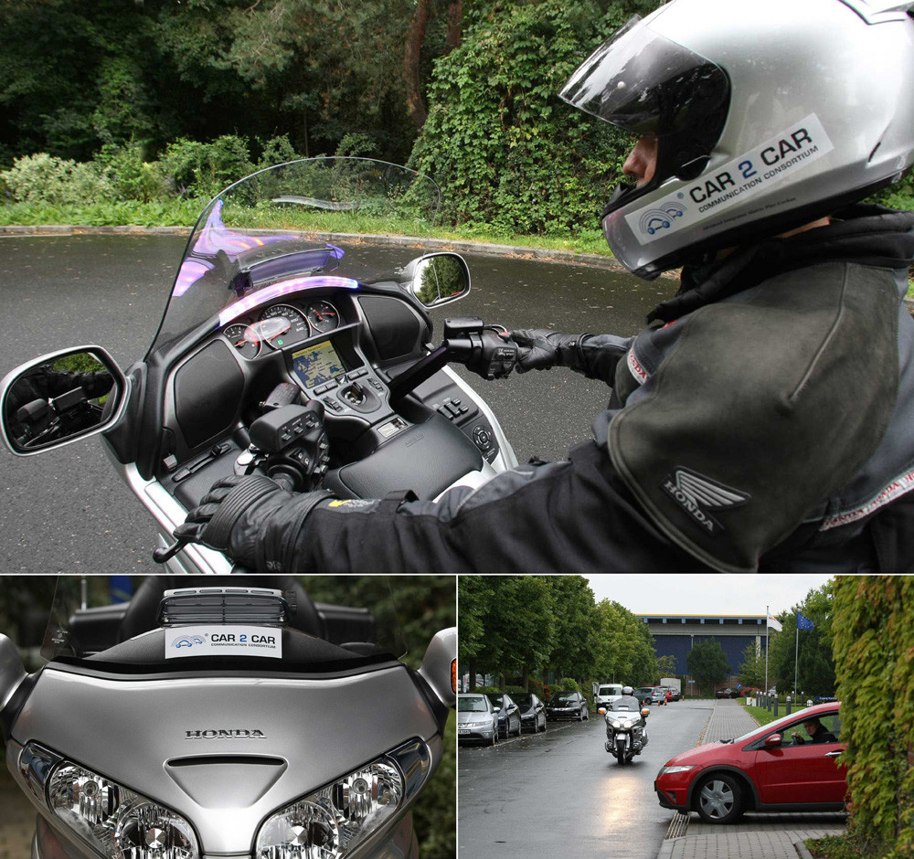 Общительные автомобили на дорогах будущего - 8